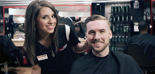 Sport Clips Haircuts of Hermitage Crossing ​ stylist hair cut